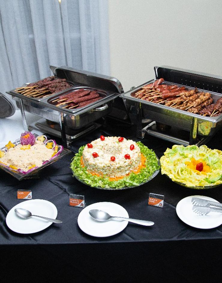Buffet Festas